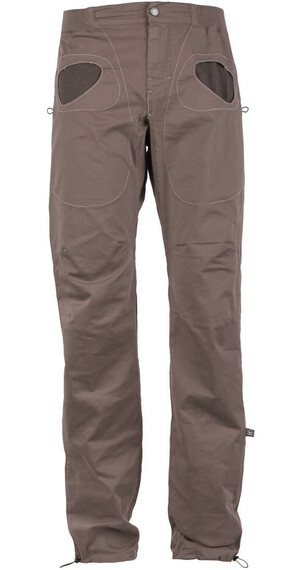 E9 M's Rondo Slim Pant Warm Grey